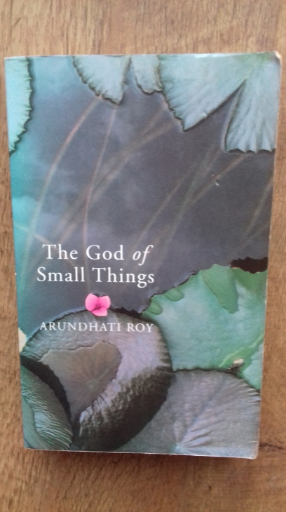 Content For Mai's Musings - God of Small Things-cover