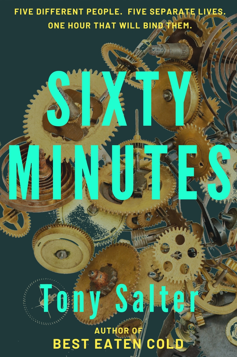 Sixty Minutes - Kindle Cover